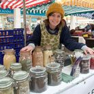 Bethan Walker's new 'Simply Green Zero Waste' stall. Picture: MARK ATHERTON