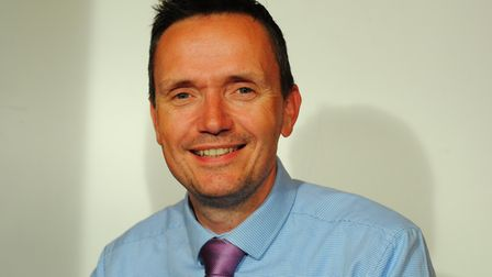 Cllr Mike Bell.