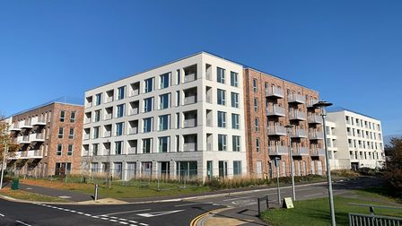 Marina Gardens. Picture: Alliance Homes