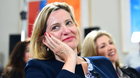 """Former minister Amber Rudd has said there was a """"whiff of sexism"""" in the ERG's treatment of Theresa"""