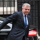 Great Yarmouth MP Brandon Lewis has backed the East while at party conference