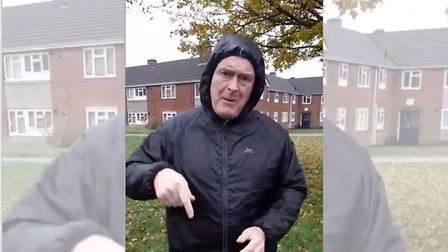 """Tory candidate Lee Anderson said: """"These people who have to live somewhere, let's have them in a ten"""