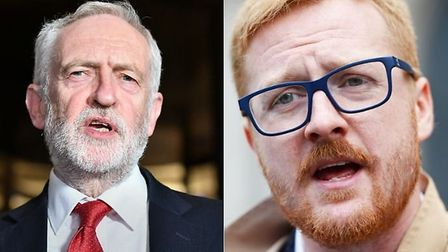 BBC Radio 5's Emma Barnett said Lloyd Russell-Moyle's comments imply Jeremy Corbyn would campaign fo