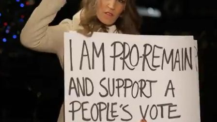 A candidate for Labour has released a hilarious election campaign video putting herself forward in t