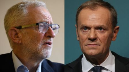 Jeremy Corbyn has responded to Donald Tusk's comments about Brexit.