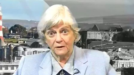 Brexit Party general election candidate Ann Widdecombe says she was made an offer in exchange for st