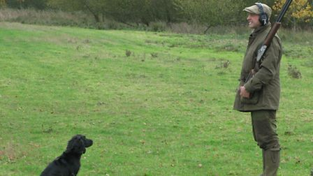 Nip bad behaviour in the bud; don't let your dog become the shoot's 'land shark'!