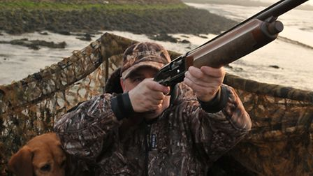 Joining a club like Kent Wildfowlers is another option for getting shooting opportunities