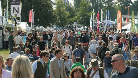 The CLA Game Fair will take place on 19-21 July