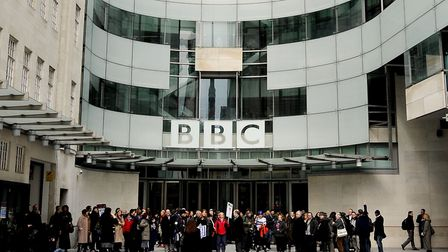 The BBC have denied claims by a senior journalist that the organisation does not expose lies told by