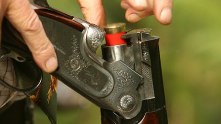Over-and-under guns are particularly well suited to clay pigeon shooting