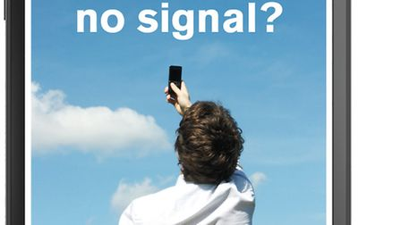 Are you sick of having no signal?