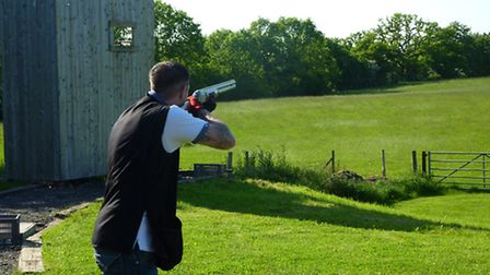 Vic takes a look at the cartridges the Skeet shooter should be using