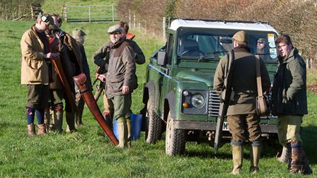 Should guns always be kept in slips between drives? Picture: Nick Ridley