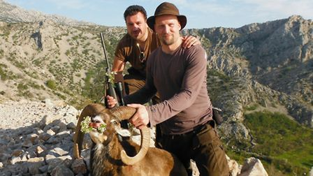 Hunting wild sheep in the stunning Dinaric Alps is a challenge that lures hunters from around the wo