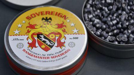 Daystate's new Sovereign pellet was specifically designed for them