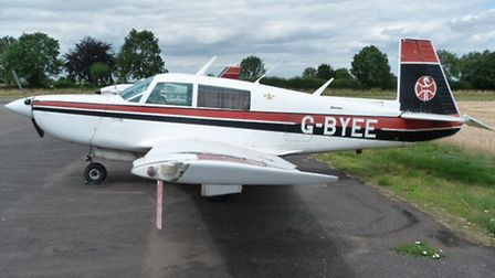 Mooney side view