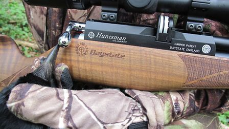 The Huntsman Classic is still a go-to rifle for us.