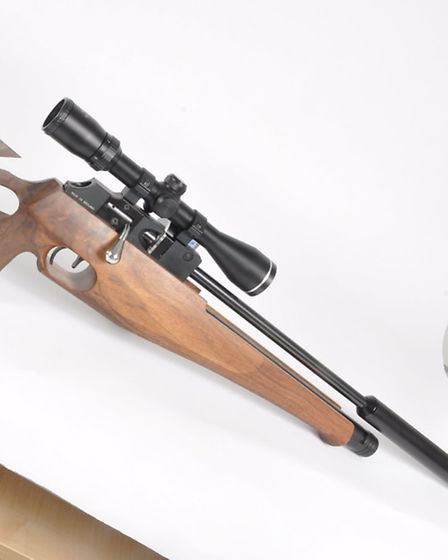 If the production rifle performs like this prototype, those Impact Airguns order books will be bulgi