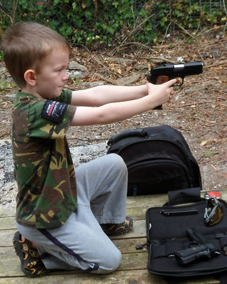 ... and junior pistol users. So get involved and have some shooting fun!
