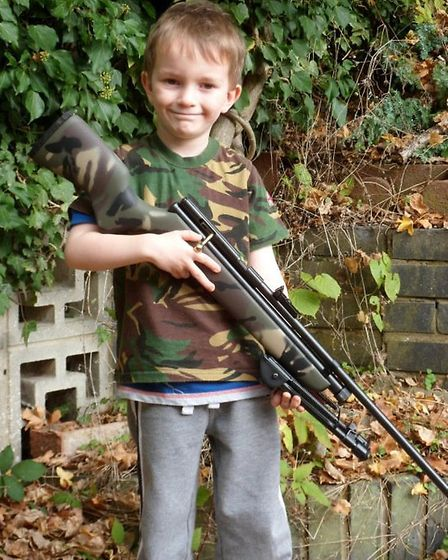 The new comps are open to junior rifle ...