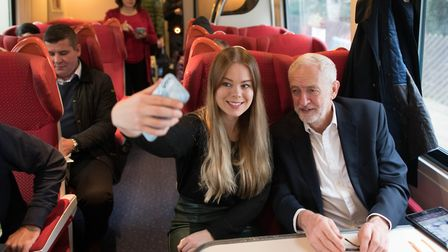 Jeremy Corbyn has offered students a vision for hope as he unveiled a youth manifesto pledging �1