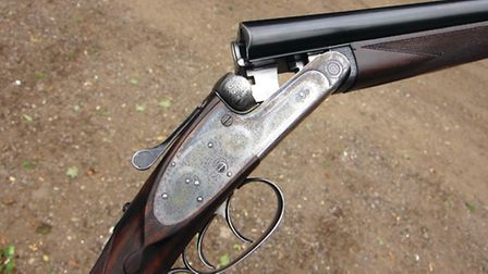 In its current format the Purdey couldn't look more dissimilar to this one, but will it be salvageab