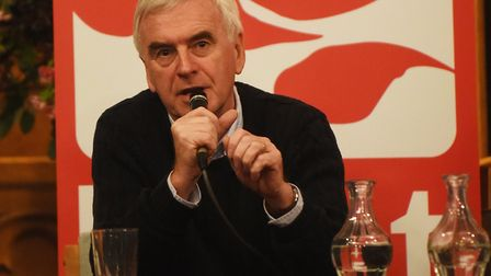 John McDonnell has said Jeremy Corbyn will be an 'honest broker' in any EU renegotiation, should Lab