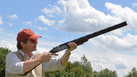 The Perdix is suited to both game shooting and clay breaking. Pictures: Mike Yardley