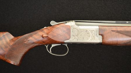 """The new 32"""" Miroku MK60: a fixed choke pair will cost you just over 5k"""