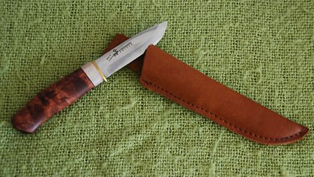 If you're adept at sharpening a £40-70 knife is a good buy