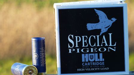 Hull Cartridge Special Pigeon
