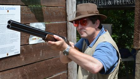 Shooting quality comes top of the list for Mike as he dislikes overly decorated guns
