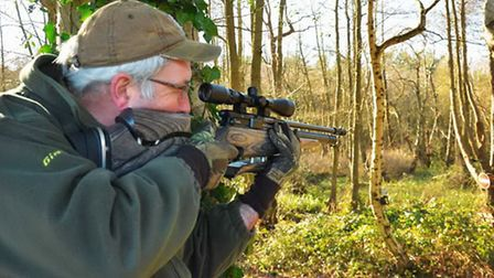 It's as at home on the club range as it is in the hunting field, and vice very much versa.