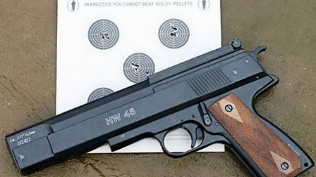 For some, the solid service from a spring-piston pistol outranks any amount of techno bells and whis