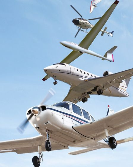 Sydney Charles offers expert aviation insurance for all aircraft from jet and helicopters to microli