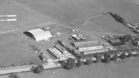 'In its early days Headcorn was an unlicensed airfield and therefore the number of movements that it
