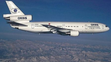 The ORBIS DC-10 is expected to be replaced with an MD-10 during 2014