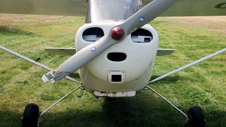 When you bend your aircraft the Air Accidents Investigation Branch should be your first port of call
