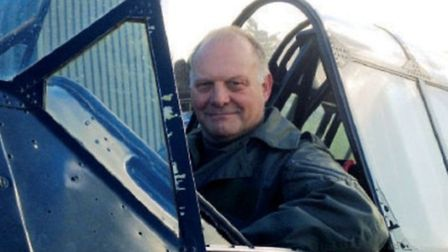 As well as staying current on commercial jets, AAIB Inspector Mervyn Counter flies warbirds like the