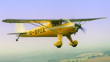 Luscombe Silvaire 8A