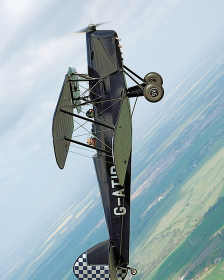 A classic aerobatics mount surviving in surprisingly large numbers, the beloved but expensive to ope