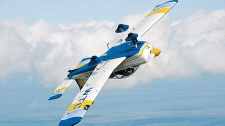 The only requirement for granting aerobatic clearance seems to be a stress analysis showing adequate