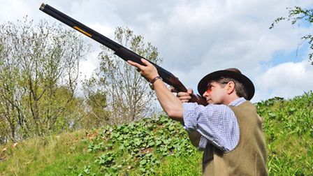 A view to a kill: Although the gun performed well on test, overall it just missed the mark for Mike