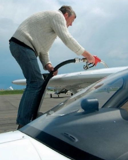 Goodwin sorted out fuel at Elba