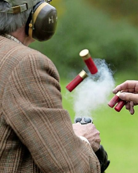 The pressure created by the cartridge on firing must not exceed what the gun can endure