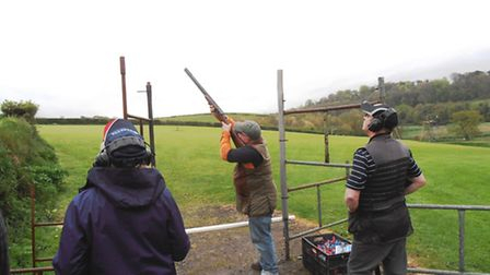 Image supplied by Cart Ridge Shooting Ground