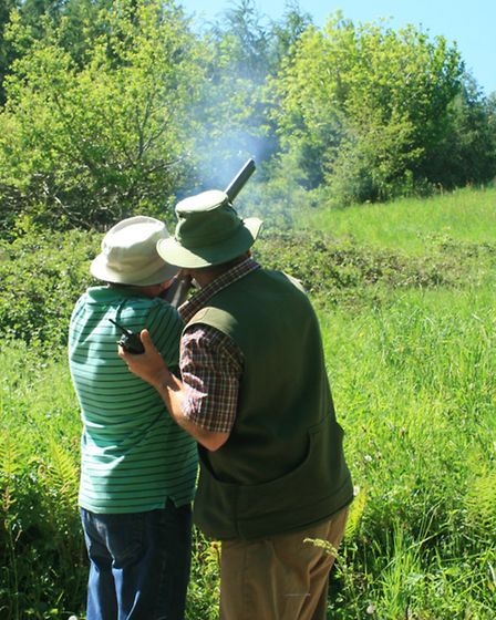 Image supplied by Shalden Shooting School