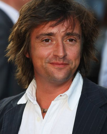 Richard Hammond passed his helicopter licence in March 2012