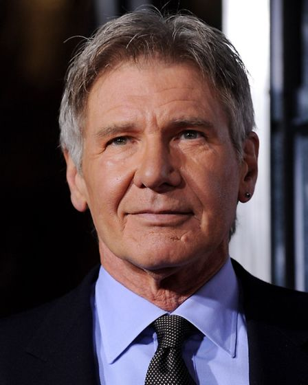Harrison Ford achieved his pilot licence at the age of 53